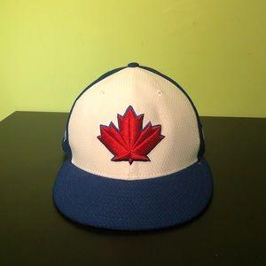 Toronto Blue Jays New Era Maple Leaf 59FIFTY Hat